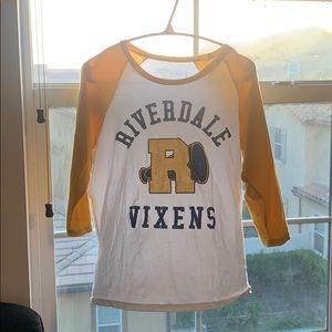 Riverdale vixens shirt